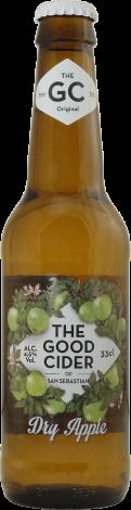 Sidra, sabor a maçã verde caixa 24uni.