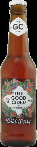 Sidra, sabor a frutos silvestres caixa 24uni.