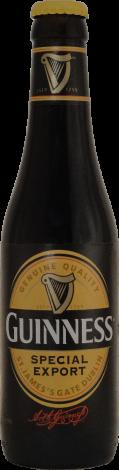 Guinness Special Export, caixa de 12uni.