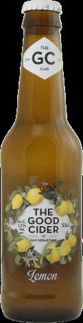 Sidra, sabor a limão caixa de 24uni.