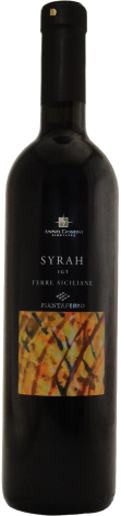 Piantaferro, Syrah